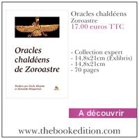 Le livre Oracles chaldéens