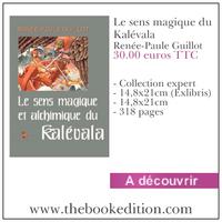 Le livre Le sens magique du Kalévala