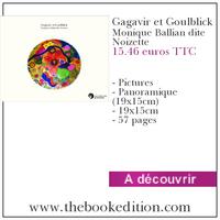Le livre Gagavir et Goulblick