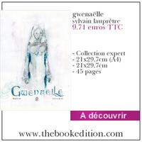 Le livre gwenaëlle