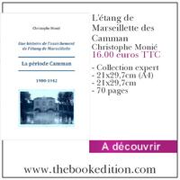 Le livre L\'étang de Marseillette des Camman