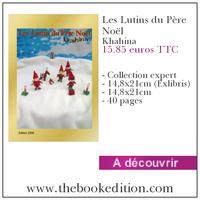 Le livre Les Lutins du Père Noël