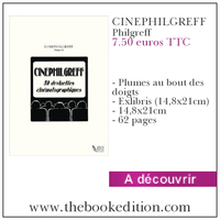 Le livre CINEPHILGREFF