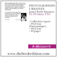 Le livre PHOTOGRAPHIES URBAINES