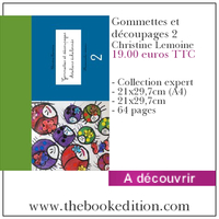 Le livre Gommettes et découpages 2