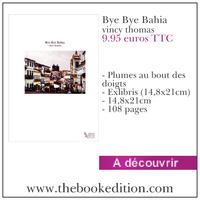 Le livre Bye Bye Bahia