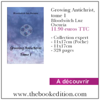 Le livre Growing Antichrist, tome 1