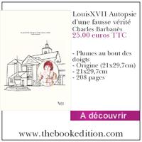 Le livre LouisXVII Autopsie d\'une fausse vérité