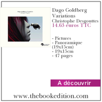 Le livre Dago Goldberg Variations