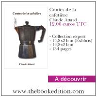 Le livre Contes de la cafetière