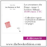 Le livre Les aventures du Point - tome 1