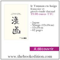 Le livre le Yunnan en haiga