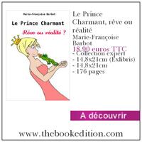 Le livre Le Prince Charmant, rêve ou réalité