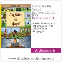 Le livre Les Fables Du Goupil
