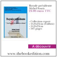 Le livre Royale présidente