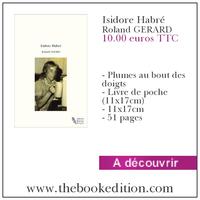 Le livre Isidore Habré
