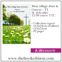Le livre Mon village dans la Guerre