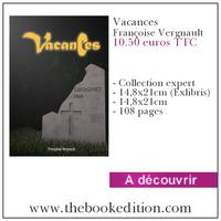 Le livre Vacances