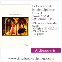 Le livre La Légende de Damien Spencer Tome 1