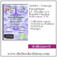Le livre Articles - Concept Energétique