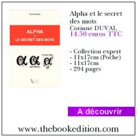 Le livre Alpha et le secret des mots