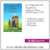 Le livre Les légendes de Sanéterre