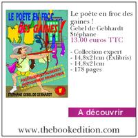 Le livre Le poète en froc des gaines !