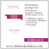 Le livre Dictionnaire pratique des entreprises familiales