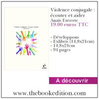 Le livre Violence conjugale : écouter et aider