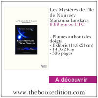Le livre Les Mystères de l'île de Noureev