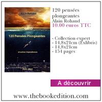 Le livre 120 pensées plongeantes