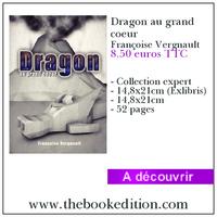 Le livre Dragon au grand coeur