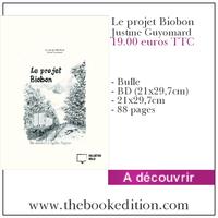 Le livre Le projet Biobon