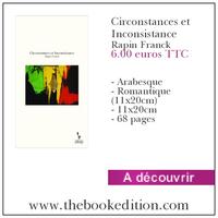 Le livre Circonstances et Inconsistance