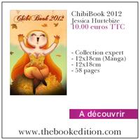Le livre ChibiBook 2012