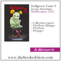 Le livre Dollgreen Tome 2