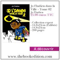 Le livre Jo l\'Indien dans la Ville - Tome 02