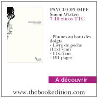 Le livre PSYCHOPOMPE