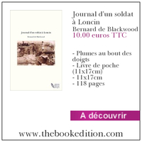 Le livre Journal d\'un soldat à Loncin