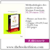 Le livre Méthodologies des oracles et tarots