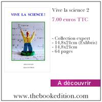 Le livre Vive la science 2