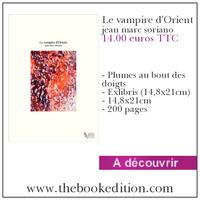 Le livre Le vampire d\'Orient