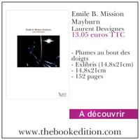 Le livre Emile B. Mission Mayburn