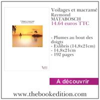 Le livre Voilages et macramé