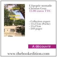 Le livre L\'épopée nomade