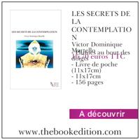 Le livre LES SECRETS DE LA CONTEMPLATION
