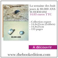 Le livre La semaine des huit jours & 80.000 ANS