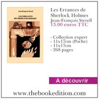 Le livre Les Errances de Sherlock Holmes
