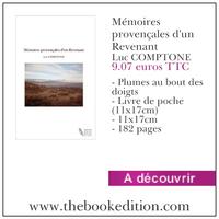 Le livre Mémoires provençales d\'un Revenant