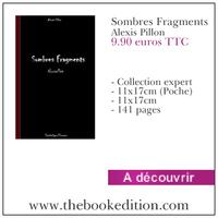 Le livre Sombres Fragments